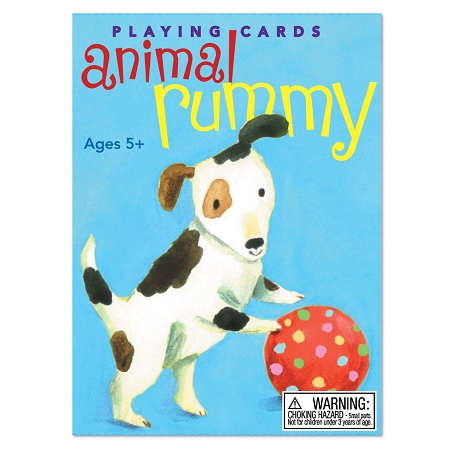 playing cards rummy
