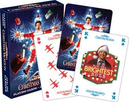 Home > Licensed Playing Cards > CHRISTMAS VACATION - PLAYING CARDS DECK - 52 CARDS NEW