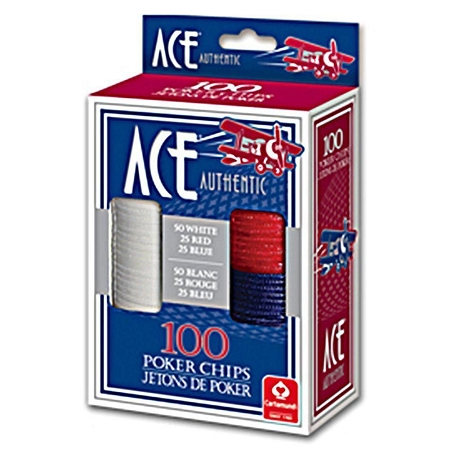 ace authentic plastic playing cards